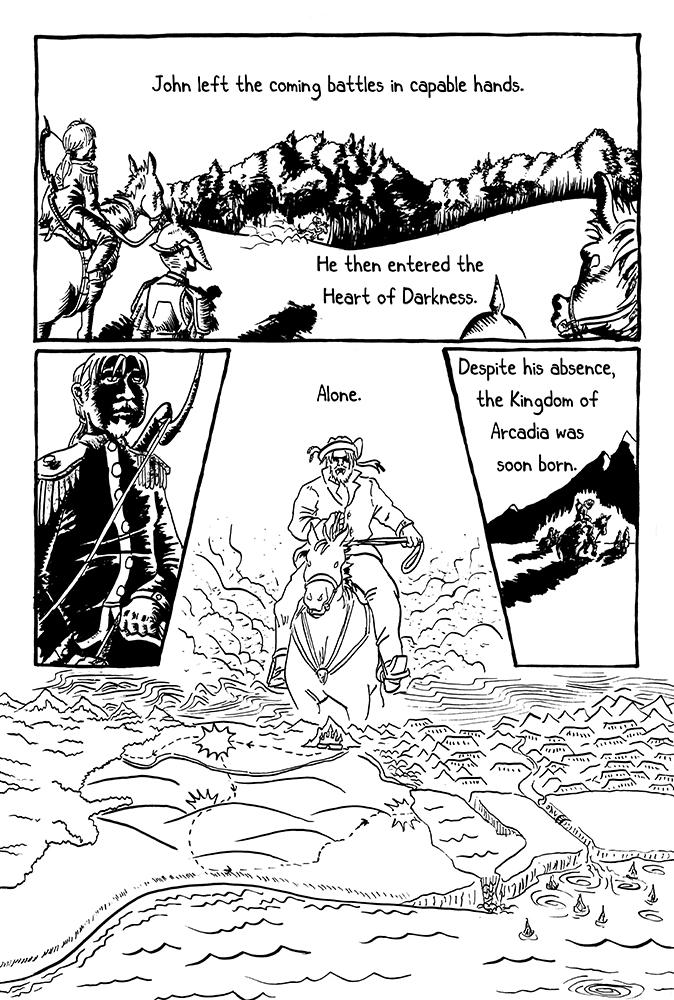 Prologue – Citadel Zero – Arcadia 5