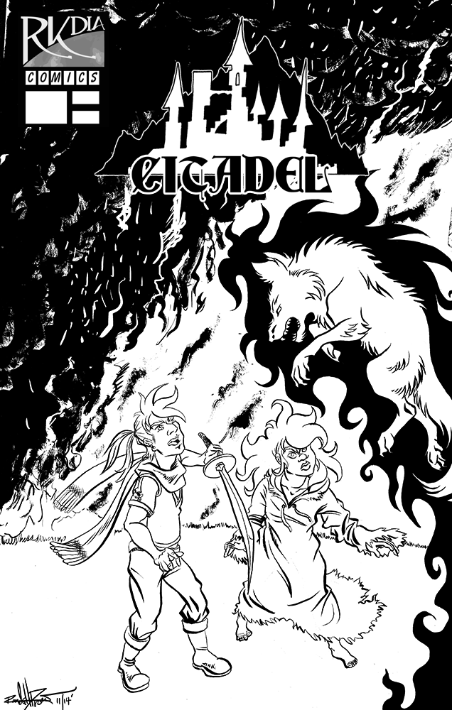 Citadel Chapter 3 – Heritage – Cover