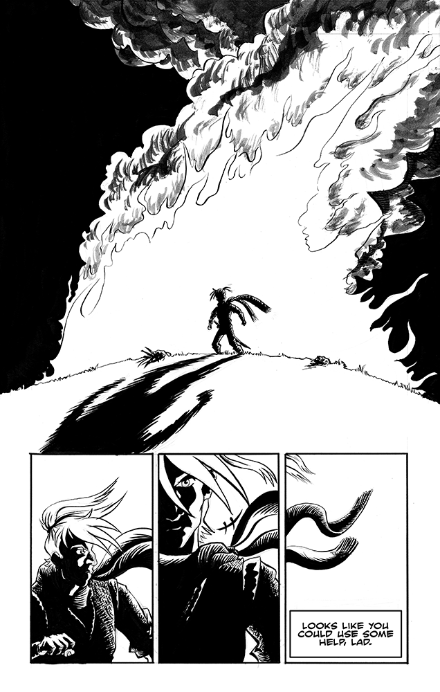Citadel Chapter 3 Page 1